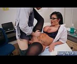 Slut Horny Patient (Candy Sexton) Seduce Doctor In Sex Adventures Act Video-08