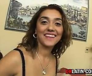 Latin MILF Double Penetrated