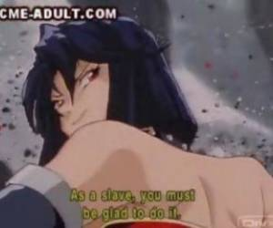 Anime Anal Creampie