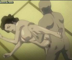 Asian Hentai Courtesan Penetrated