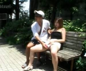 Amateur Banging Between Japanese Lovers