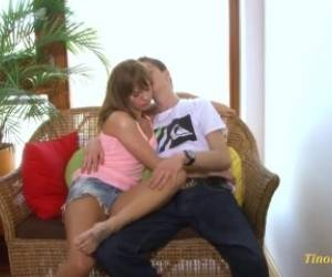 Tight Teens Young Girl And Young Boy 18 Years.mp4