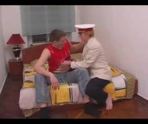 Blonde Sailor Is Eager For A Hardcore Pussy Drilling