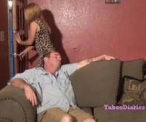 Shelby Paige - Incest - Dad Daughter - Creampie - My Stepdad Knocked Me Up.mp4