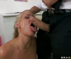 Phoenix Marie Horny Bitch Fit Hard Cock Deep In Mouth