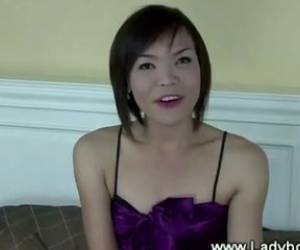 Ladyboy Naughty Striptease And Bj For Asian