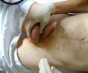 Erection And Ejaculation And During Doctor Physical Exam