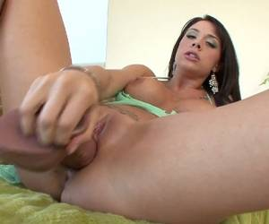 Chanel Preston Is A Dildo Addicted Slut Who Loves Masturbating Her Slit
