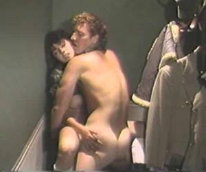 Undressing His Darling Jamie Summers And Poking Her Pussy With His Rod