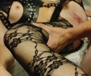 Mistress Lets Slave Fuck Her Hard And Cum Inside Her