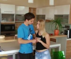 Very Young Skinny Teens Just 18 Years Love It.mp4