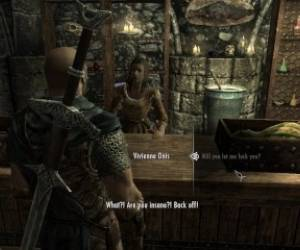 (Skyrim) Stormcloak Thug Fucks Shopkeeper Girl To Exhaustion