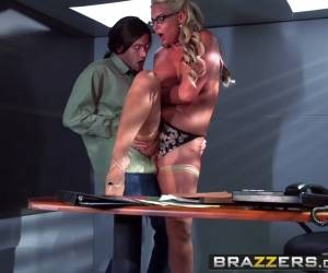 Brazzers - Big Tits At Work - Phoenix Marie Danny D - Becoming Johnny Sins Part One
