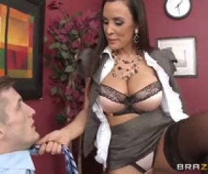 Lisa Ann - Sex Therapist
