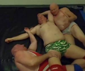 Erotic Gay Wrestling - 1