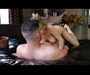 Pristine Edge Gives Nude Massage