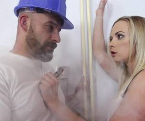 Krystal Kaytlyn Is An Insatiable Blonde Craving A Quick Fuck
