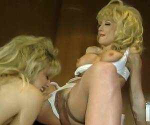 Horny Pornstars Juli Ashton And Nina Hartley In Best Fetish, Blonde Xxx Clip