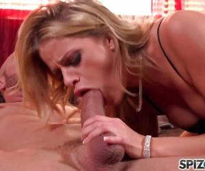 Spizoo - Awesome Jessa Rhodes Is Pounded By A Big Dick