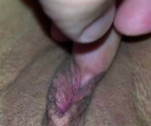 Close Up Passed Off Wet Gf Pussy