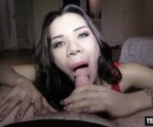 Hot Ladyboy Pov And Cumshot