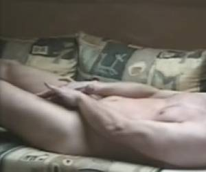 Jerking While Lying On The Couch