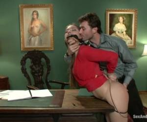 James Deen & Dani Daniels In Private Meetings: The Submission Of Dani Daniels - SexAndSubmission
