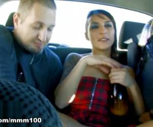 Nikita Ways & Terry In Shagged For A Bottle Of Bier - MMM100