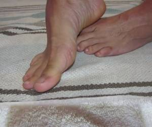 PERFECT OILY FEET & TOES SPECIAL GAPE PREVIEW