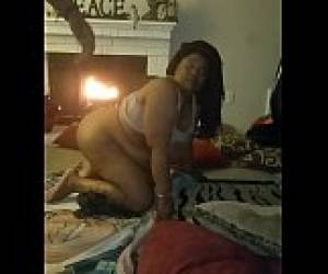 BBW Ebony KiK Party 253
