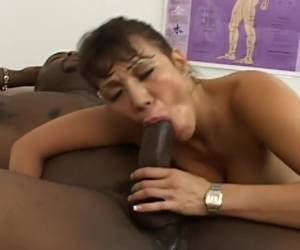 Thick MILF Ava Devine Wears Stockings While Getting Fucked By A BBC