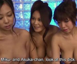 Uncensored JAV Big Tits Voluptuous Harem Begins Subtitled