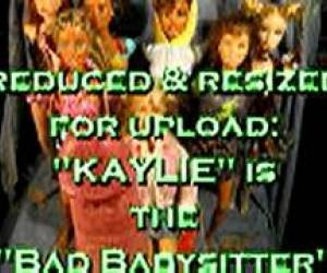 REDUCED Kaylie In Bad Babysitter (2009)