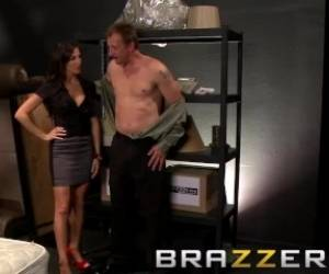 Brazzers  - Jessica Jaymes & Kortney Kane & Phoenix Marie Share One Cock