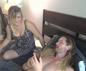 Sister Fucks StepBrother To Get Back At Boyfriend-Fifi Foxx And Cock Ninja