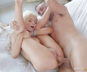 Elsa Jean Loves To Ride On Top