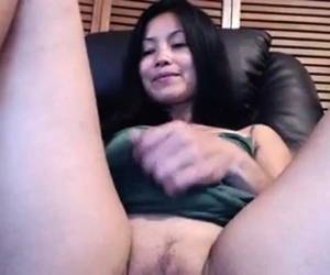 Hot Asian Milf In Sizzling Solo
