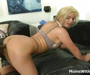 MILF Phoenix Marie Enjoys Interracial Sex