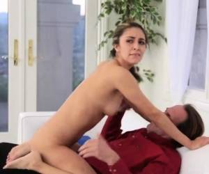 French Mom And Companion's Daughter ' Begs Daddy The