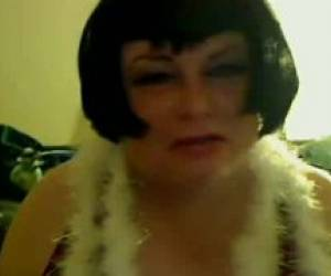 Miss Veronica Crossdresser Bisexual Mature Cutie