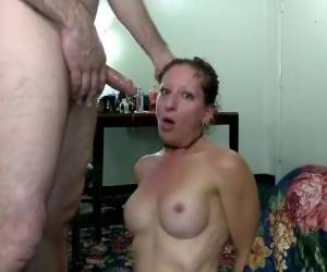 SLUT SUB WIFE ANAL, PISS SWALLOWING