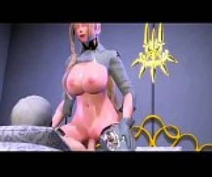 3D Cartoon Porn - Sexy Young Big Tits Teen Sucking Cock And Fucked From Behind - Http://toonypip.vip - 3D Cartoon Porn