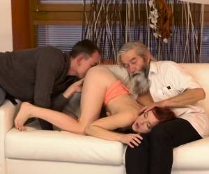 Old Man Fuck Young Girl Unexpected Experience With An