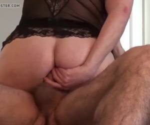 Real Taboo - Stepson Fucks Mom Homemade