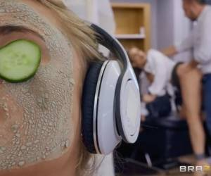 Tyler Faith & Keiran Lee In Sneaking In A Last Minute Facial - BRAZZERS