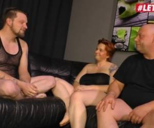 LETSDOEIT - Mature German Wife Shared By Husband With A Young Stud