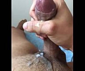 Cumming Alone Before Sleep