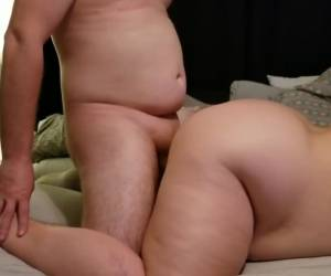 BBW Wife Fucks Cowgirl & Doggystyle