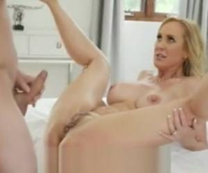 Step Mom Brandi Love Filled With Multiple Creampies