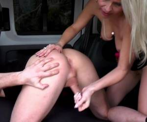 For Passionate Girl Julia Pink The Car Fucking Is Favorite Sex Sport